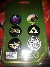 The legend of zelda Pin Badge Collectors Edition Brand New never opened Nintendo