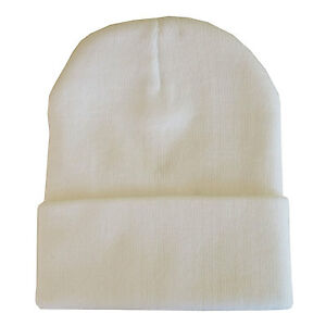 Premium Quality Knit Beanie Solid Color Cuff Stretch Hat Men Women Warm