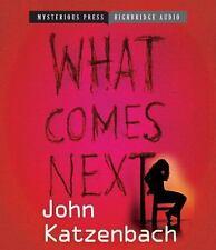 What Comes Next 2012 by Katzenbach, John 1611747902 Ex-library