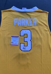 Candace Parker Signed Autographed Tennessee Jersey PSA WNBA Coa