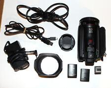 CANON VIXIA HF G10 DIGITAL HD VIDEO CAMERA +ACCESSORIES EXCELLENT CONDITION Used