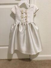 Laura ashley Girls Dress Size 4 — White