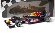 1:18 Minichamps Red Bull Racing RB6 F1 Vettel Brazil GP NEW bei PREMIUM-MODELCAR