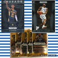 2019 PRIZM Draft Picks Basketball Card Pack + 1-in-5 Chance For Zion Or JA RC!