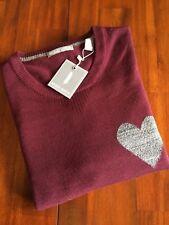 Michael Bastian  The 602 Beetroot  Crewneck Sweater (M) $ 188