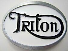 Triton Gürtelschnalle Triumph Norton
