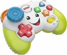 Fisher-Price FWG12 Game and Learn Controller, Teaching First Words, Letters,...