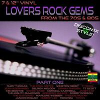 REGGAE LOVERS ROCK GEMS PART 1 MIX CD