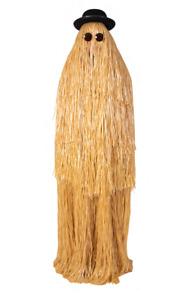 Adult Hairy Cousin It Itt Addams Family Halloween Fancy Dress Costume