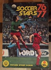 FKS Soccer Stars 1976 1977 Complete VGC 76 77