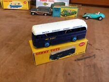 BOXED DINKY 283 BOAC COACH