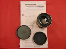 Dagor Objektiv Doppel-Anastigmat C.P.Goerz Berlin Serie III No.4 F=240mm/mm f4,8