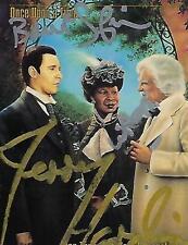 BRENT SPINER, WHOOPI GOLDBERG & JERRY HARDIN SIGNED 1993 STAR TREK 51 TIME ARROW