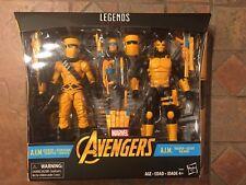 Marvel Legends A.I.M SCIENTIST & AIM TROOPER figure two pack Avengers
