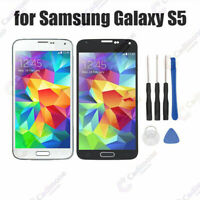 OLED For Samsung Galaxy S5 i9600 G900 LCD Display Touch Screen Digitizer ARUS