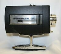 VTG Bell & Howell Autoload Super Eight Camera w/ Optronic Eye. UNTESTED