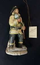 The Professionals By Michael Rochel Limited Edition Firefighter Sculpure Taiwan