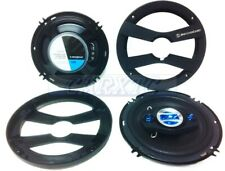 6.5 Car Speakers Front Door 4way (200w) 4ohm 6504-FD (A)