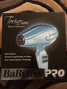 Babybliss Torino 6100 Nano Titanium Blow Dryer