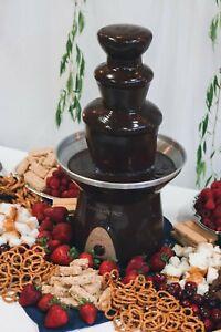 """Wilton """"Chocolate Pro"""" Chocolate Fountain Extra Large 4-Pound Capacity 3 Tiers"""