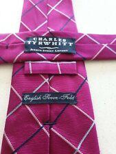 Charles Tyrwhitt 7 Fold Silk Tie
