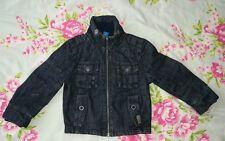 Boy's Adams denim jacket, size 5yrs