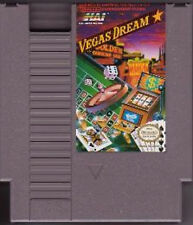VEGAS DREAM ORIGINAL CLASSIC NINTENDO GAME ORIGINAL NES HQ