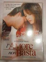 L'AMORE NON BASTA - FILM IN DVD - visitate il negozio ebay COMPRO FUMETTI SHOP