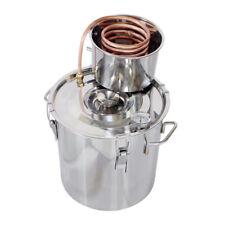 20L 5 Gallons Wine Making Distiller Stainless Copper Moonshine Still Wine Making