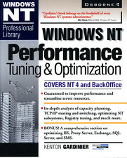 Windows NT Performance Tuning and Optimization (Book) **Like-New**