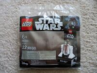 LEGO Star Wars Rogue One - Rare - 40268 R3-M2 Promo Minifigure Polybag - New