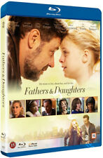 Fathers & Daughters NEW Arthouse Blu-Ray Disc Gabriele Muccino Russell Crowe
