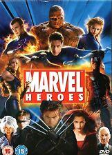 Marvel Heroes (6 DVD Box Set)-X-Men 1 & 2 & The Last Stand / Elektra / Daredevil