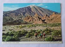 EL TIEDE, TENERIFE: CANARY ISLANDS  [Colour Postcard]