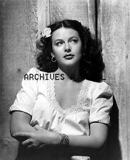 Hedy Lamarr  film actress photo - 12 photos - PRICE PER PRINT