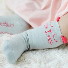 New Arrival Cotton Baby Socks Newborn Warm Short Socks Infant Kid Leg Knee Socks