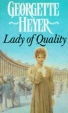 A Lady of Quality by Georgette Heyer