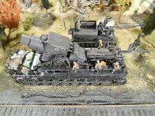 HO Roco Minitanks German 600mm Morser Karl Mortar Hand Painted Custom Detailed