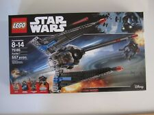 75185 LEGO Star Wars Tracker 1  557 Pieces 4 Mini Figures New Sealed  In Box