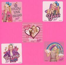 15 JoJo Siwa Dream Big - Large Stickers - Party Favors - Rewards