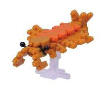 Kawada Nanoblock Mini Anomalocaris - japan building toy block Nbc_189 Worldwide
