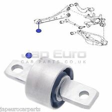 For TOYOTA AVENSIS 09-14 REAR TRAILING CONTROL LATERAL SUSPENSION ARM BUSH