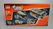 LEGO® Technic 8293 Power Functions Tuning Set Neu & Ovp / Batteriebox Motor LED