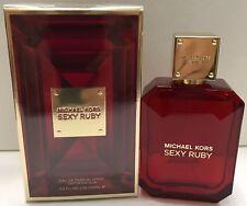 Michael Kors Sexy Ruby for Women Eau De Parfum Spray 3.4 oz / 100 ml New In Box