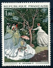 STAMP / TIMBRE FRANCE NEUF LUXE N° 1703 ** TABLEAU ART / MONET