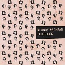 BLONDE REDHEAD - 3 O.CLOCK   VINYL LP NEU