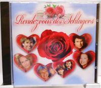 Rendezvous des Schlagers + CD + Tolles Album mit 12 großartigen Hits + Neuware +