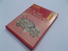 Ford Fiesta 1976 to 1980 All Models Owners Workshop Manual Haynes
