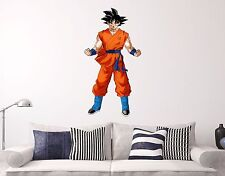 Dragon Ball Z Goku Wall Decal Sticker Decor Vinyl HD Top Animation Anime