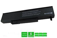Gateway M-150, M-1400, M-1600, M-6800 Laptop Battery - 6 Cell 4400mah